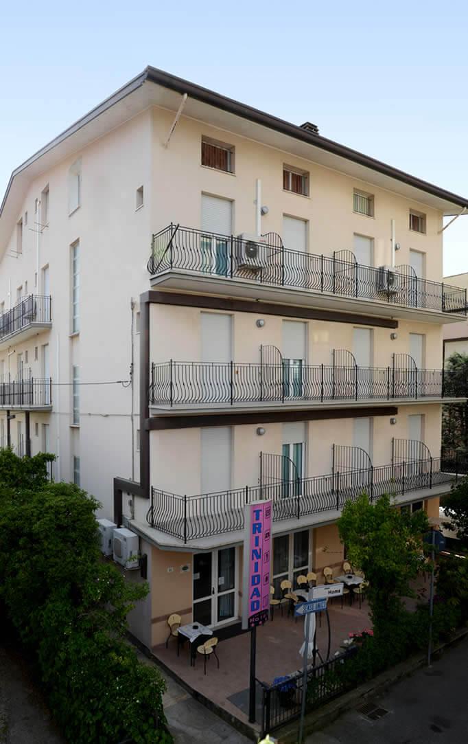 3 stars Hotel Rimini Marina Centro Trinidad: all-inclusive hotel for